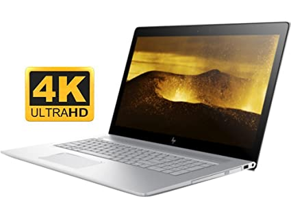 HP Envy 17t 17 3 inch UHD 4K Laptop PC (Intel 8th Gen Quad Core Processor,  32GB RAM, 2TB SSD, 17 3
