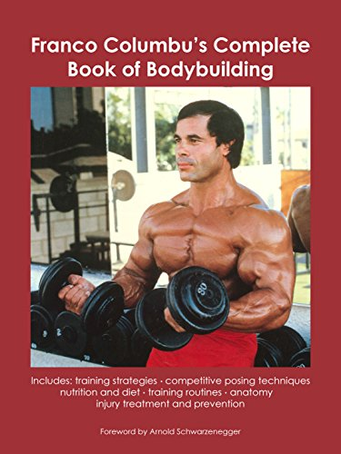 franco columbu s complete book of bodybuilding kindle edition by