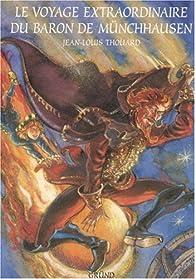Le voyage extraordinaire du Baron de Munchhausen par Gottfried August Bürger