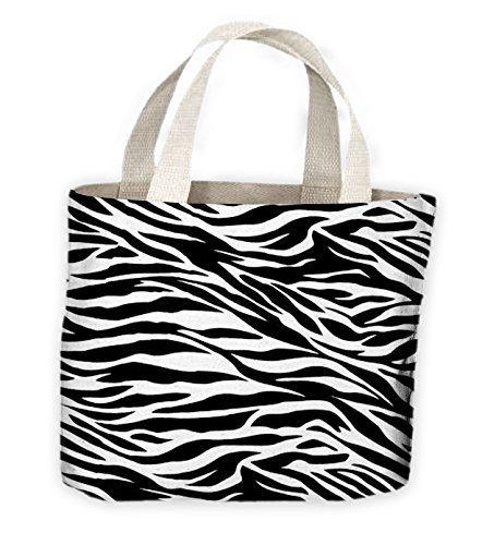 Tote Life Zebra Zebra Shopping Shopping For Bag Stripe Tote Pattern Bag For Pattern Stripe UwzqTU