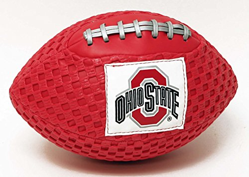 Ohio State Buckeyes Fun Gripper 8.5 Football NCAA By: Saturnian I by Fun Gripper