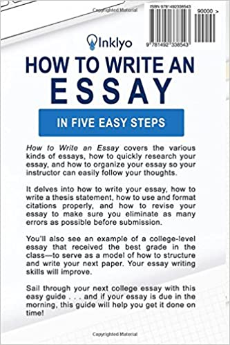 steps to write a college application essay Follow 5 steps to write a successful us college application essay international students should expect to start the writing process early and work through many drafts.