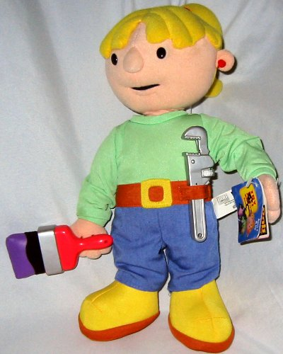 Bob The Builder 12u0026quot; Talking Wendy Plush & Amazon.com: Bob The Builder 12