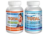 Total Weight loss pills Fat Burn System Maximum Diet Rapid Fast Kit Cleanse & Control Detox One The Day