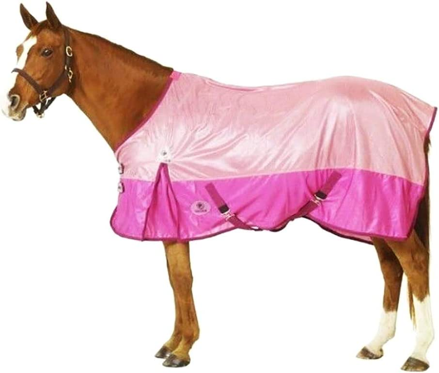 Best Fly Sheets for Horses - Centaur Super
