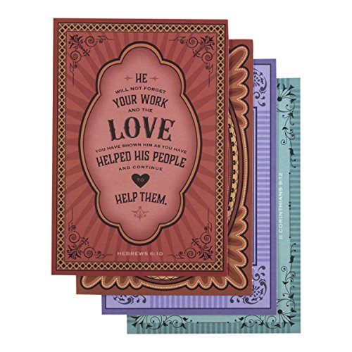 Ministry Appreciation - Inspirational Boxed Cards - Banners