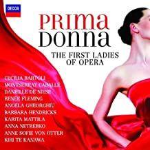 Prima Donna: First Ladies of Opera / Various
