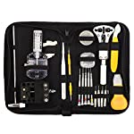 Readaeer Pcs Portable Watch Repair Tools Kit Set Back Case Opener Remover 158