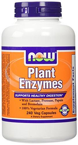 NOW Foods Plant Enzymes VegiCaps