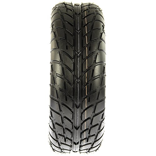 Pair of 2 SunF A021 TT Sport ATV UTV Dirt & Flat Track Tires 22x7-10, 6 PR, Tubeless by SunF (Image #6)
