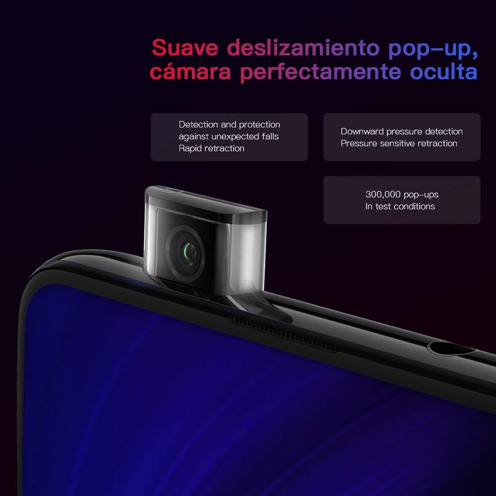 Nero 730 processore Xiaomi mi 9T Smartphone 6 GB di RAM 20MP anteriore e 48MP AI posteriore Triple Camera Cellulari Versione globale 6,39  Schermo intero 64 GB di ROM