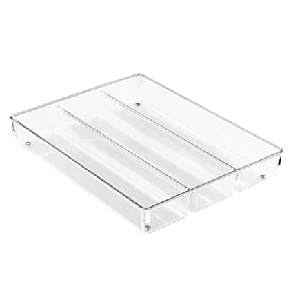 clear souq en interdesign linus expandable plastic drawer item aed xl drawers ae i organizer