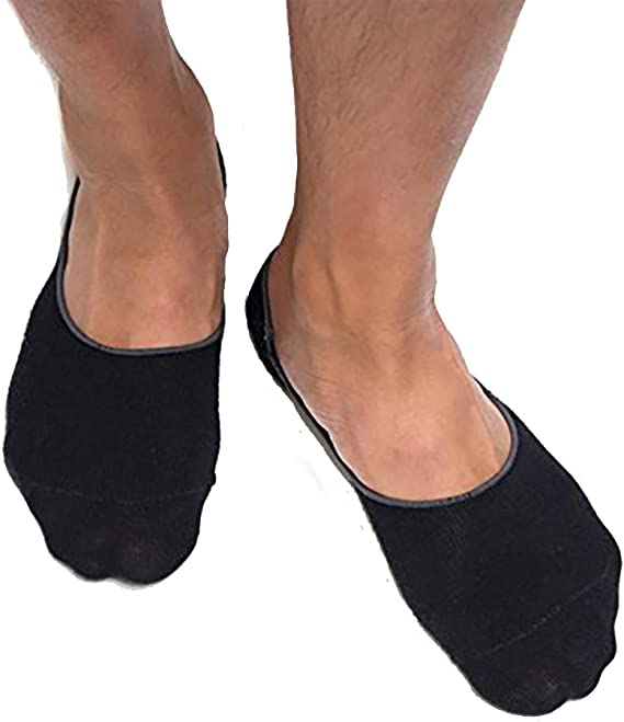 New Mens Pair Of Thieves Sport No Shows Socks 2 Colors To Choose.