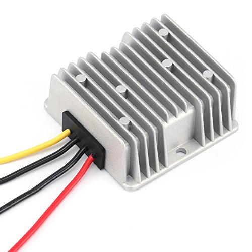 Nextrox DC/DC Converter Regulator 24V Step Down To 12V 20A 240W Low Voltage Transformer ()