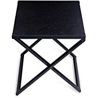 Olee Sleep 22 X-Design Steel Frame End Side / Black Gold Granite Top