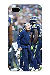 Rozjun-3121-upabp Venuslove Awesome Case Cover Compatible With Iphone 4/4s - Seattle Seahawks Nfl Football