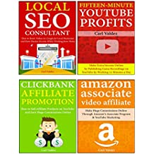 The Internet Marketing Lifestyle: Start a New Online Business Through Amazon Affiliate Marketing, Clickbank Promotions, YouTube Game Marketing or Local SEO Consulting