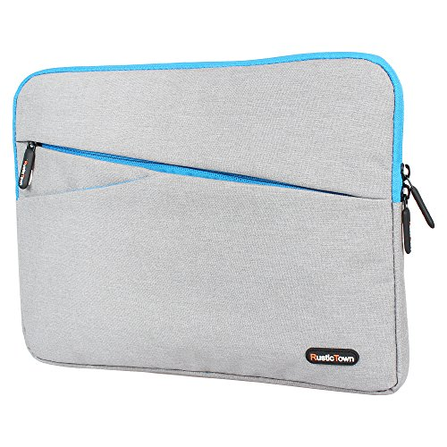 """Rustic Town 13"""" Inch Water Resistant Laptop Sleeve for macbo"""
