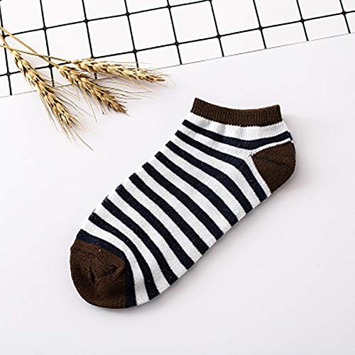 Amazon.com: Wall of Dragon Women Socks Cotton Low Cut Ankle Socks Womens Striped Socks Winter Warm Calcetines rayados: Kitchen & Dining