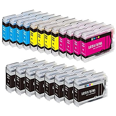 E-Z Ink Compatible Ink Cartridge Replacement for Brother LC-51