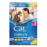 Purina Cat Chow Dry Cat Food, Complete, 16 Pound Bag, Pack of 1