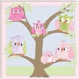 Doodlefish Canvas Art for Kids, Family Tree
