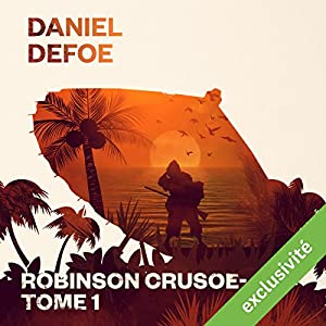 Robinson Crusoé Audiobook