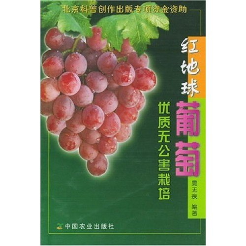 Read Online Red Globe grape quality pollution-free cultivation(Chinese Edition) ebook