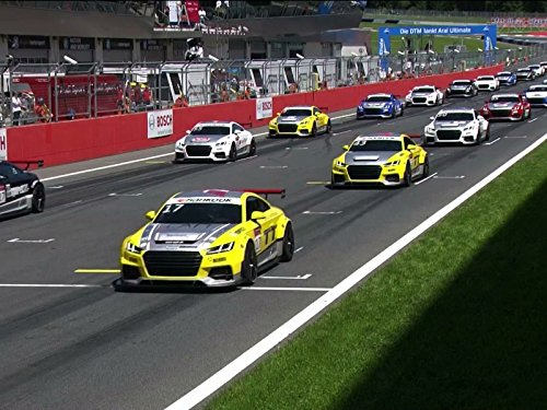 2015 Audi TT Cup Round 3 Red Bull Ring