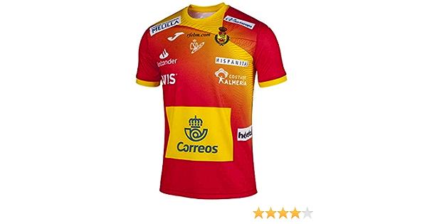 Camiseta españa Balonmano Masculino: Amazon.es: Deportes y aire libre