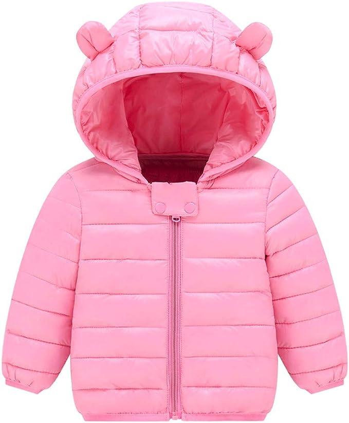 Amazon.com: ❤️ Mealeaf ❤️ Chaqueta para bebés y niños ...