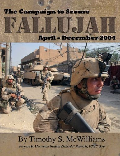 The Campaign to Secure Fallujah: April - December 2004