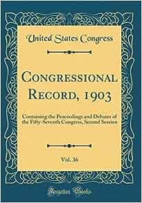 50th United States Congress