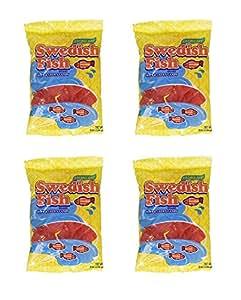 Swedish Fish, 8 oz (Pack of 4)