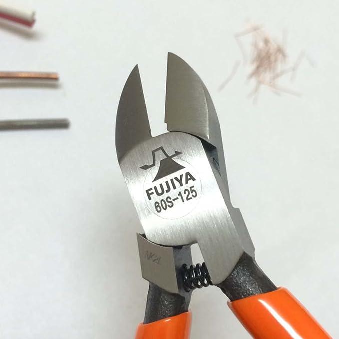 FUJIYA Tools 7 Inch Angle Cutting Nippers 50A-175