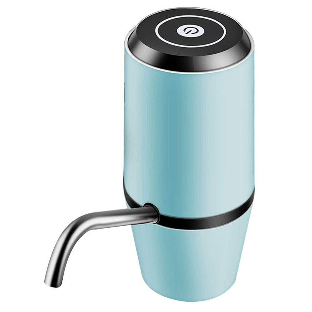 Automatic Water Dispenser pump Bottle Water Pump - Universal USB Charging Automatic Quantitative Drinking Water Pump Portable Electric Water Dispenser Home Kitchen Office Drinking bucket water dispens