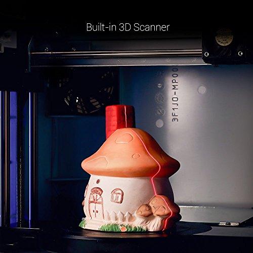 XYZPRINTING 3F1ASXEU01K Impresora 3D da Vinci 1.0 Pro 3-en-1 Printer
