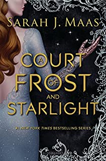 Book Cover: A Court of Frost and Starlight