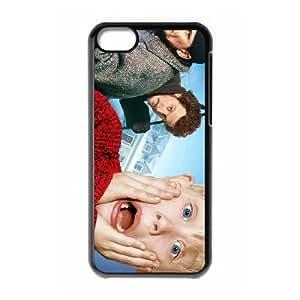 Home Alone( iPhone 5c Cell Phone Case Black Uzmkk