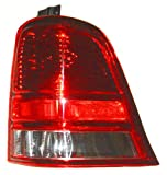 OE Replacement Ford Freestar Passenger Side Taillight Assembly (Partslink Number FO2801183)