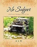 No Subject, ALN, 1456814990