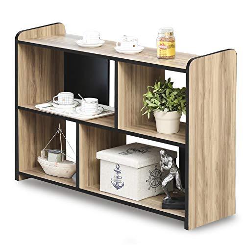 FITUEYES Table Storage%EF%BC%8CFloor %EF%BC%8CCoffer %EF%BC%8CBookcase%EF%BC%8CBCT310601WB