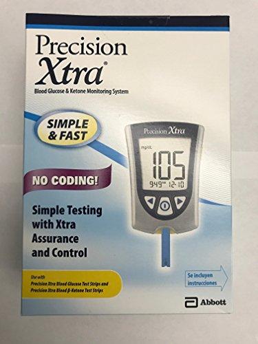 Amazon Com Precision Xtra Blood Ketone Test Strips 10