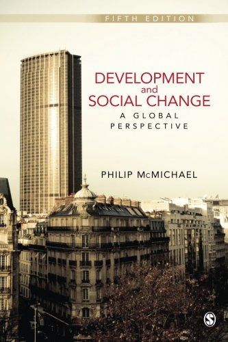 Development and Social Change: A Global Perspective, 5th Edition (Sociology for a New Century) (Development Social Change compare prices)
