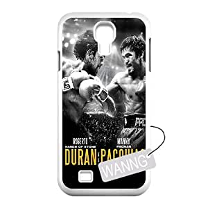 Manny Pacquiao Samsung Galaxy S4 I9500 Plastic Case, Manny Pacquiao DIY Case for Samsung Galaxy S4 I9500 at WANNG