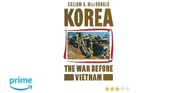 Korean War On The Vietnam War Essay