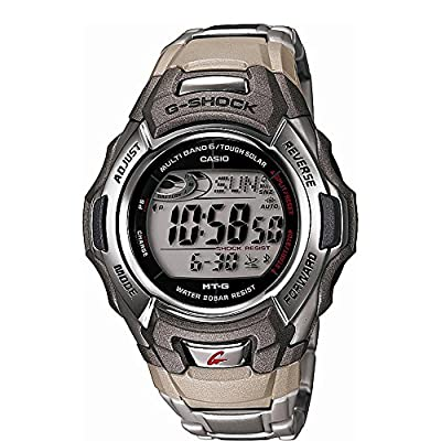 Casio Men's G Shock Stainless Watch from Casio