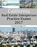 California Real Estate  Salesperson Practice Exams 2017