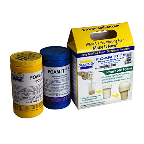 Rigid Foam - FOAM-iT! 5 Rigid Polyurethane Foam - Trial Unit