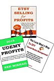 3 WAYS TO MAKE MONEY ONLINE: SOCIAL MEDIA MANAGEMENT - ETSY SELLING - UDEMY TEACHING